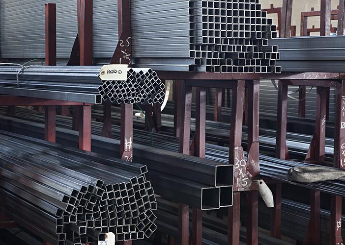El tubo de hierro en la construcci n alsimet for Tubos de hierro rectangulares