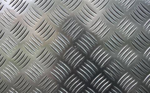 Chapa palillo de aluminio