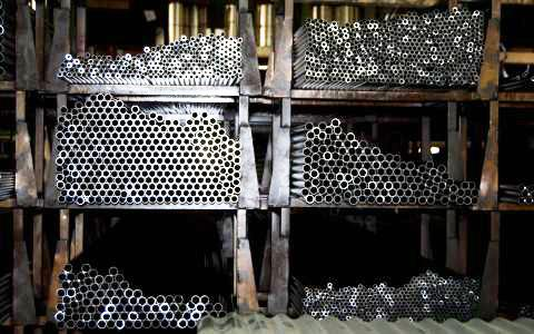 Image iron tube