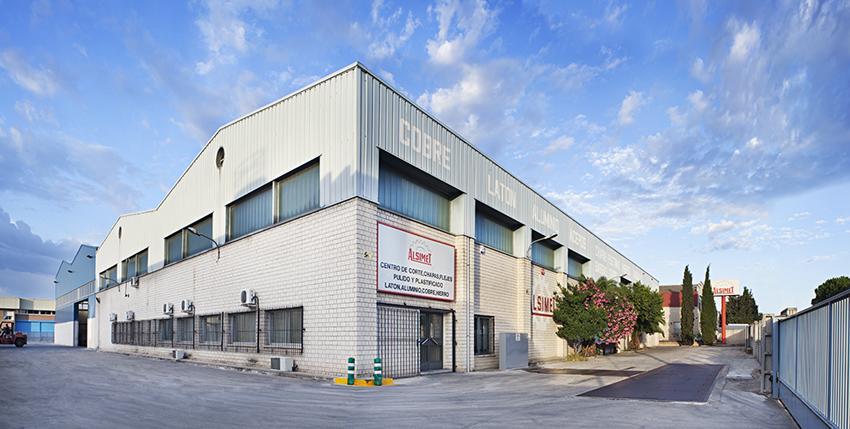 Centro de servicios de Alsimet en Parla